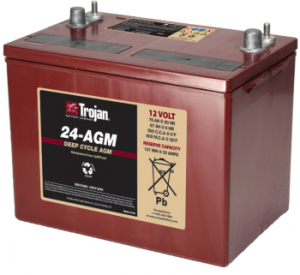 Trojan Group 24 AGM Battery