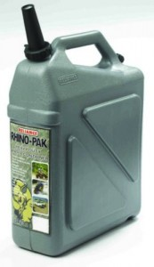 Reliance Rhino Pak Water Container