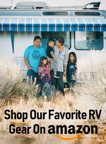 Shop Our Favorite RV Gear on Amazon!